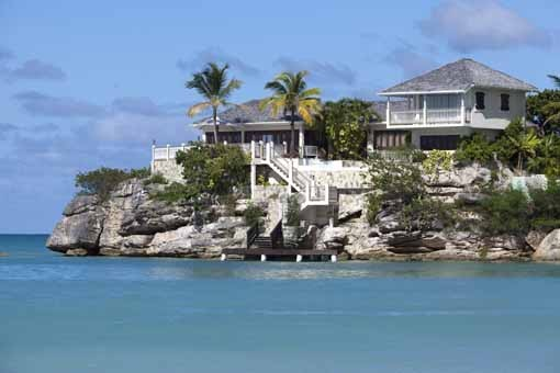 Rock Cottage at Blue Waters