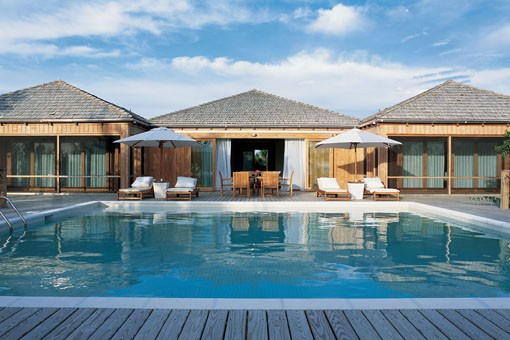 COMO Parrot Cay – The Residence Pavilion