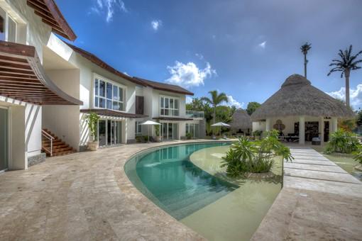 Sambarela Luxury Villa at Cap Cana