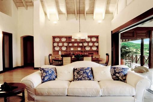 Carenage Villa at Canouan Estate
