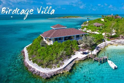 Birdcage Villa at Fowl Cay