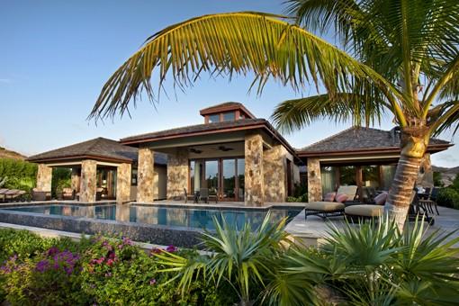Bella Beach Villa at Oil Nut Bay