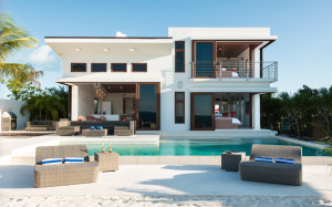 The Villa Collection Beach Kandi Villa Turks and Caicos exterior