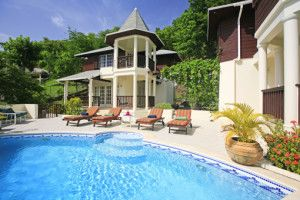 The Villa Collection Residence du Cap St Lucia