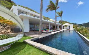 The Villa Collection Villa Utopic Corossol Beach St Barths