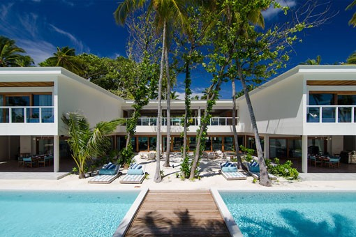 The Great Beach Villa Residence