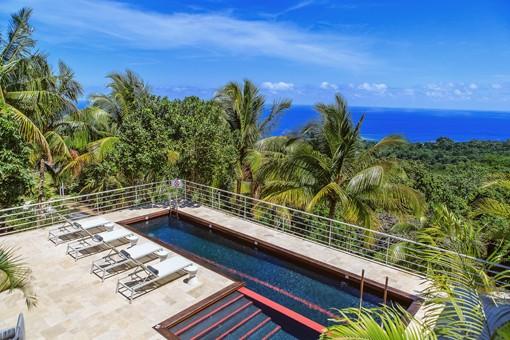 Cocosan Villa at Geejam Hotel