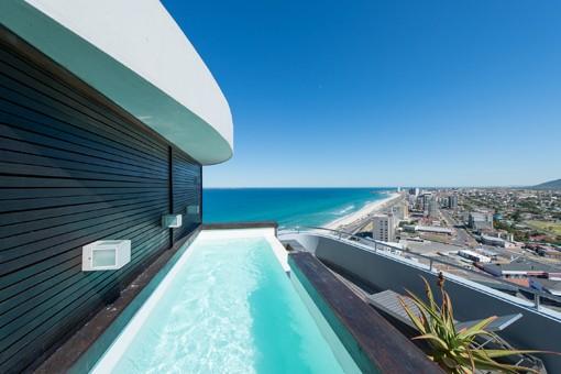 Penthouse on the Beach