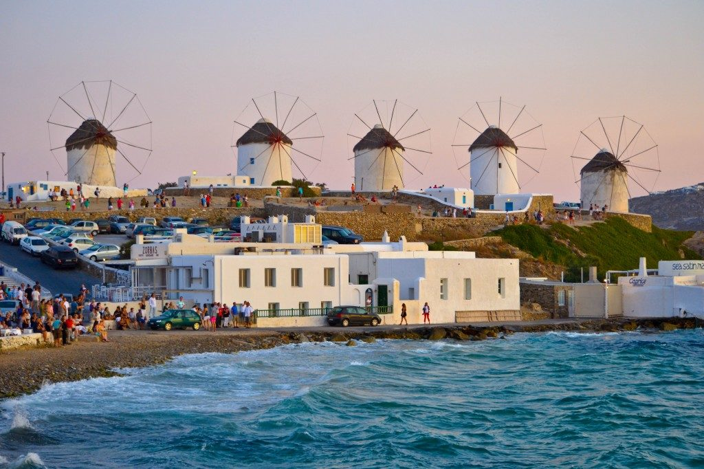 What not to miss in Mykonos - The Villa Collection
