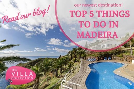 Madeira's top 5 Experiences