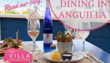 Dining in Anguilla